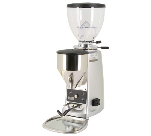 Moulin � caf� Mazzer Mini Electronique mod. B couleur argent