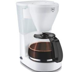 Cafetière filtre Melitta Easy 1010-01 blanche + offre cadeaux