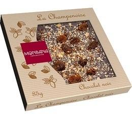 Mini tablette r�gionale La Champenoise - 85 g - Monbana