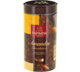 Amandes chocolatées - Monbana