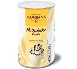 Milk Shake Vanille 1.1Kg - Monbana