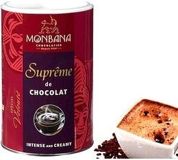 Chocolat   italien en poudre Suprême Chocolat Monbana -  1 kg
