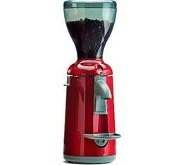 Moulin  � caf� Grinta rouge avec Timer de Nuova Simonelli