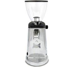 Moulin � caf� Ascaso aluminium poli I1 - Avec Timer