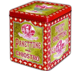 Panettone traditionnel (fruits confits, raisins) - 500g - Lazzaroni