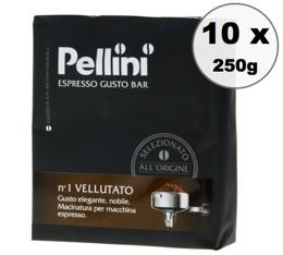 Caf� moulu Pellini Gusto Bar