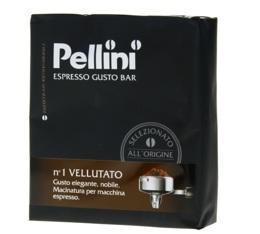 Café moulu Pellini Vellutato 2x250g
