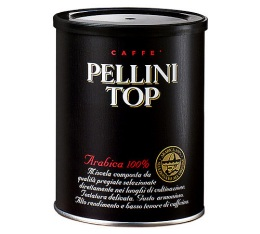 Caf� moulu Pellini Top 100 % Arabica 250g