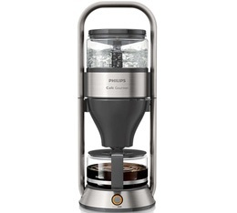 Cafeti�re filtre Philips Caf� Gourmet HD5412/00 inox + offre cadeaux