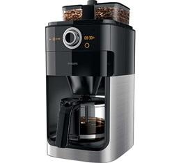 Cafeti�re filtre avec broyeur Philips HD7766/00 + offre cadeaux
