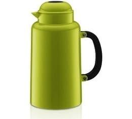 Pichet isotherme Bodum Chambord double paroi vert citron 1 L