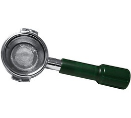 Porte-filtre dosette ESE 58mm + filtre ESE pour machine expresso Rancilio