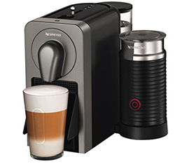 Machine Nespresso Prodigio Titane - Krups - Bonne Affaire !
