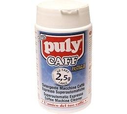 Puly CAFF : 60 Pastilles nettoyage machine automatique PRO