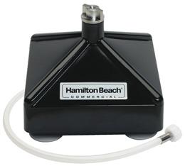 Rince jarre Hamilton Beach BCR100 pour blender pro