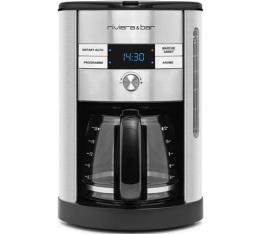 Cafeti�re filtre Riviera et Bar CF540A programmable inox + offre cadeaux
