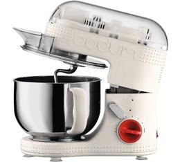 Robot de cuisine �lectrique Bodum Bistro 11381-913 Blanc cr�me - 4,7L