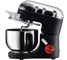 Robot de cuisine �lectrique Bodum Bistro 11381-01 Noir - 4,7L