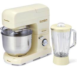Robot pâtissier Ariete Gourmet Pastamatic Éd.1950 + blender