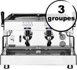 Machine expresso Pro Rocket Espresso RE 8 3 groupes