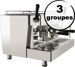 Machine expresso Pro Rocket Espresso RE 8V 3 groupes