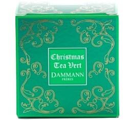Thé vert de Noël aromatisé