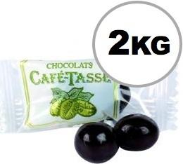 Santos chocolat noir - Café-Tasse - 2kg
