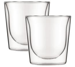 Set 2 verres SK�L BODUM double paroi 20cl