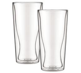 Set 2 verres SK�L BODUM double paroi 35cl