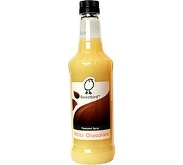 Sirop de chocolat blanc - Sweetbird - 1 L