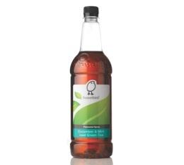 Sirop concombre et thé glacé à la menthe - 1L - Sweetbird