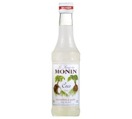 Sirop Monin - Coco - 25 cl