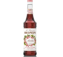 Sirop Monin - Airelles (Cranberry) - 70cl