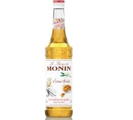 Sirop Monin - Cr�me Br�l�e - 70 cl