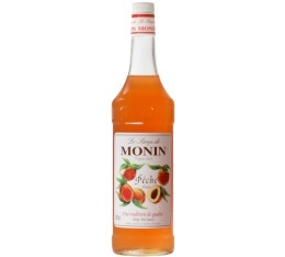Sirop Monin - P�che - 1 l
