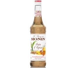 Sirop Monin - Pain d'�pice - 70 cl