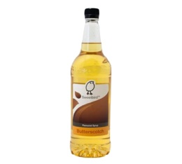 Sirop caramel au beurre sal� - 1L - Sweetbird