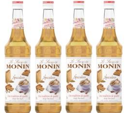 Sirop Monin - Sp�culoos 4x70 cl