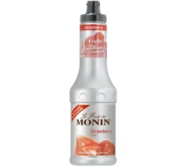 Smoothie Fruit de Monin Fraise - 50 cl