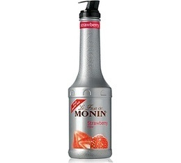 Smoothie Fruit de Monin Fraise - 1L