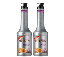 Smoothie Fruit de Monin Fruit de la Passion - 2x1L
