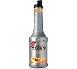 Smoothie Fruit de Monin Pêche - 1L