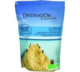 Sucre de Canne Bio - blond 1kg
