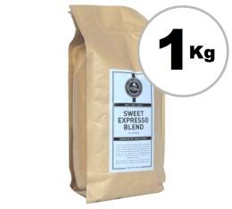 Caf� grains 'Terres de caf�' Sweet expresso Blend - 1 kg