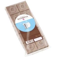 Tablette au chocolat au lait 33% - 100gr - Monbana