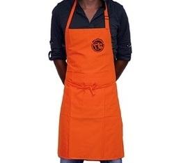Tablier Barista maxicoffee - orange