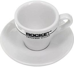 6 x Tasses expresso + sous-tasses - Rocket espresso