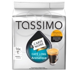 Dosette Tassimo Carte Noire Caf� Long Aromatique - 16 T-Discs