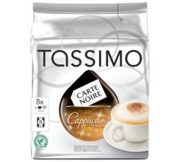 Dosette Tassimo Carte Noire Cappuccino - 8 T-Discs