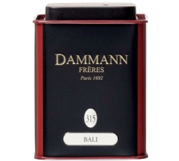 Boite de Dammann th� n�315 Bali - 90g